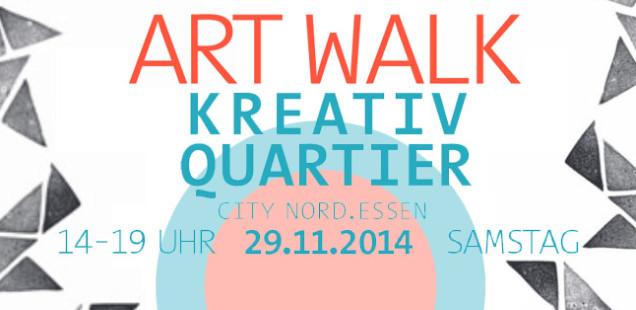 ART WALK 2014 - Unser Labor ist dabei