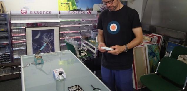 LIVE! Roboterbau mit Rolf - Teil 2, FINALE...