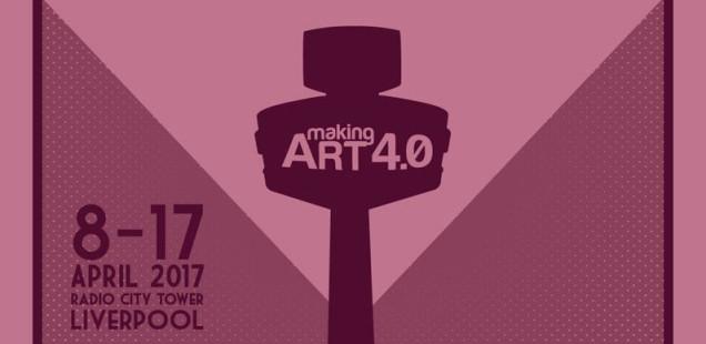 Making Art 4.0 - auf nach Liverpool!!!