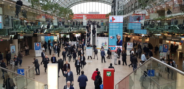Messe Report Medica 2019 - Wearable Technology Show